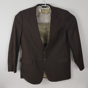 GROSHIRE for Field Broters Vintage WOOL BLAZER
